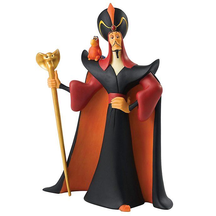 Statuetta Jafar e Iago collezione Enchanting Disney Enesco