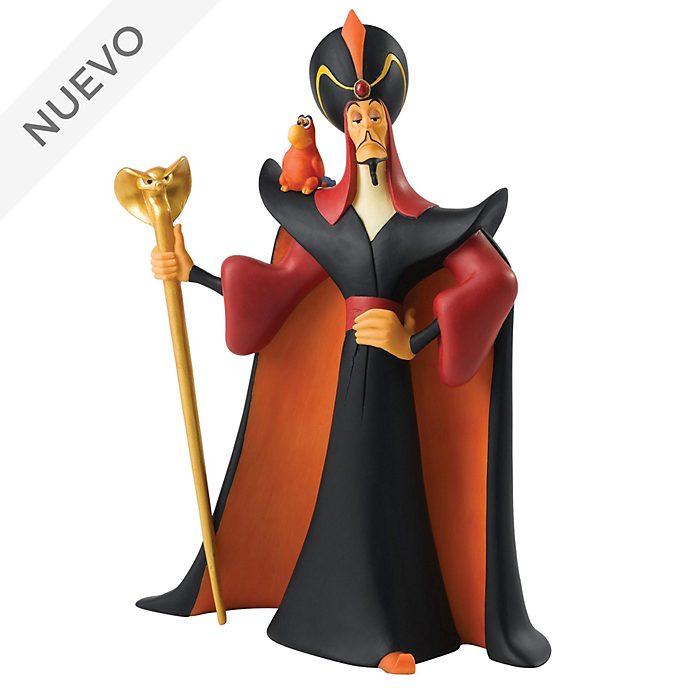 Enesco, figurita Yafar y Iago, Enchanting Disney