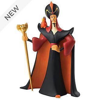 Enesco Jafar and Iago Enchanting Disney Figurine
