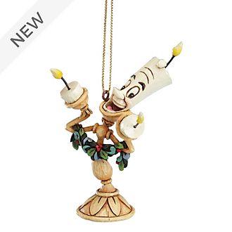 Enesco Lumiere Disney Traditions Hanging Ornament