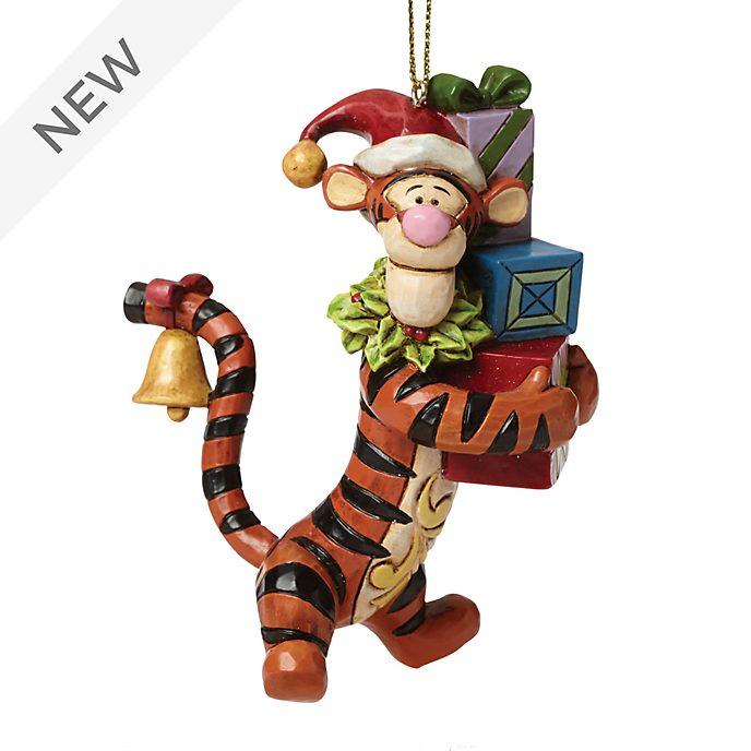 Enesco Tigger Disney Traditions Hanging Ornament