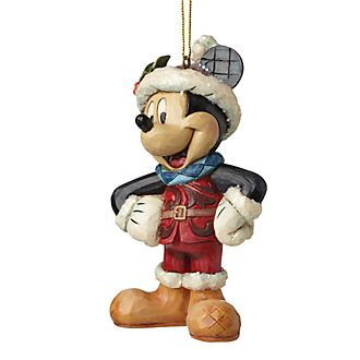 Enesco Mickey Mouse Disney Traditions Hanging Ornament