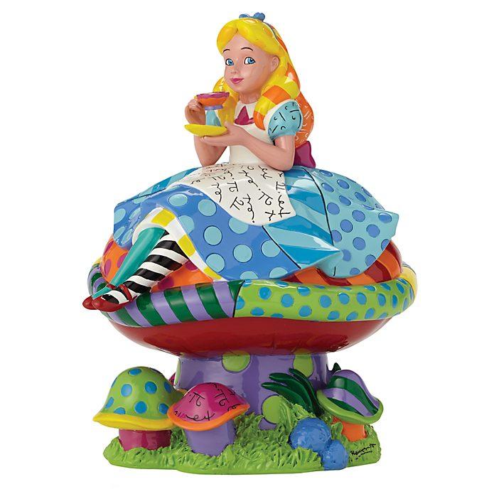 Enesco Figurine Britto Alice au Pays des Merveilles