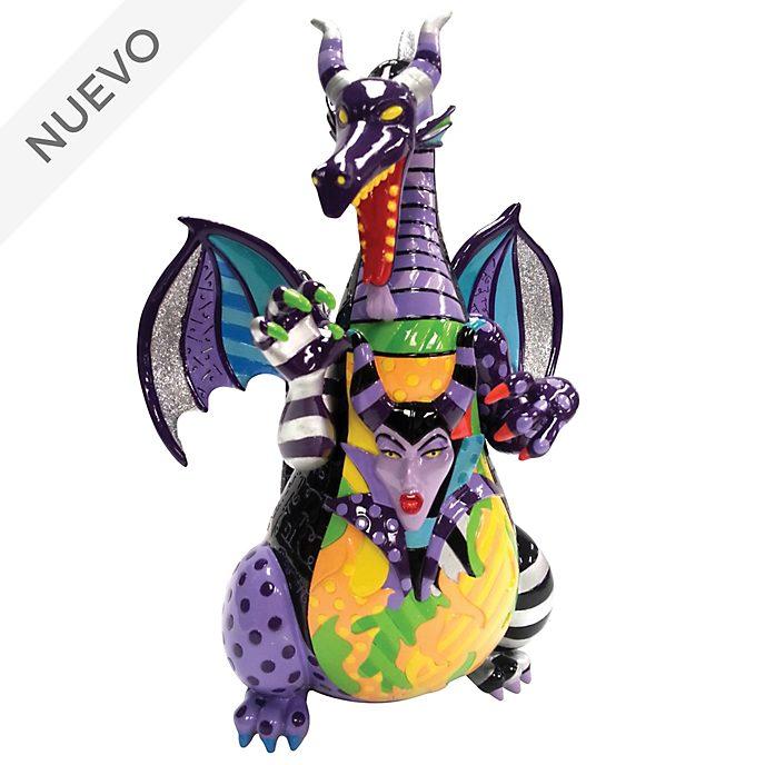 Figurita dragón Maléfica, Britto, Enesco