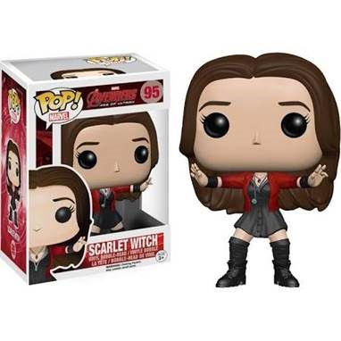 Scarlett Witch Pop! Vinyl Figure by Funko