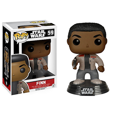 Star Wars: The Force Awakens Finn Pop! Funko vinylfigur