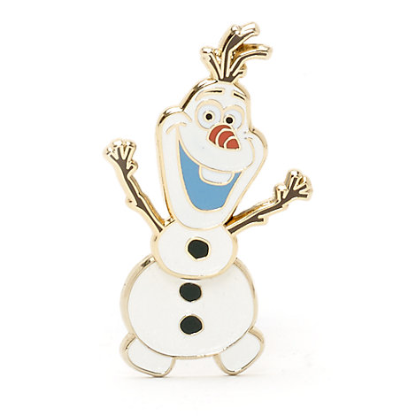 Olaf Limited Edition Pivot Pin, Frozen