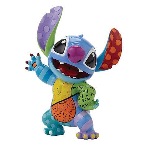 Britto Stitch Figurine