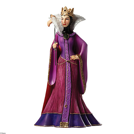 Disney Showcase Haute-Couture Evil Queen Masquerade Figurine