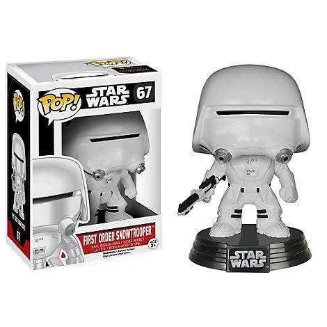 Star Wars: Das Erwachen der Macht - Snowtrooper Pop! Vinylfigur von Funko