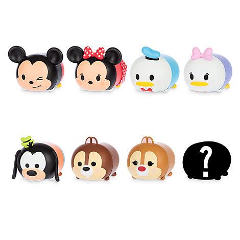 Figurine tsum tsum en vinyle collectionner mickey mouse et ses amis - Mickey mouse et ses amis ...