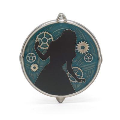Alice i Eventyrland: Bag spejlet, pins i begrænset antal, sæt med 3 stk.