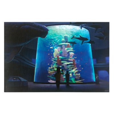 Finding Dory Limited Edition Lithographs, Set of Five