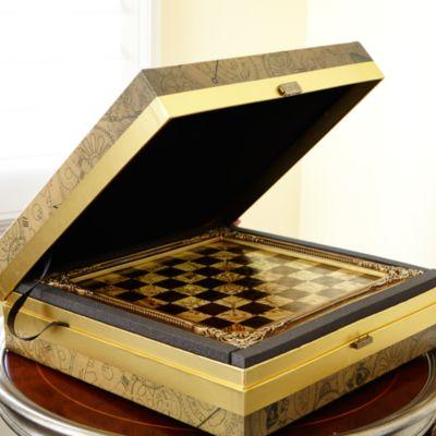 Jeu d'échecs Alice de l'Autre Côté du Miroir, en édition limitée