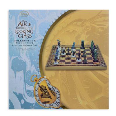 Alice i Eventyrland: Bag spejlet skakspil, begrænset antal