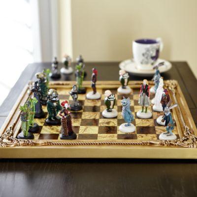 Juego ajedrez edición limitada Alicia a través del espejo