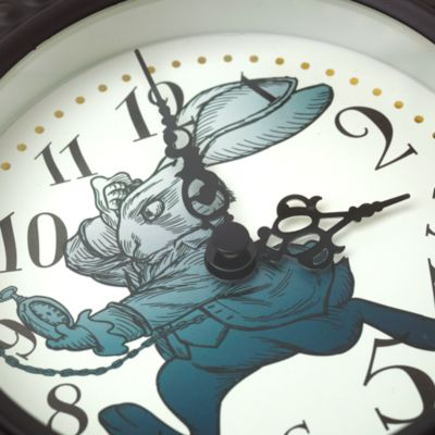 Reloj sobremesa Alicia a través del espejo