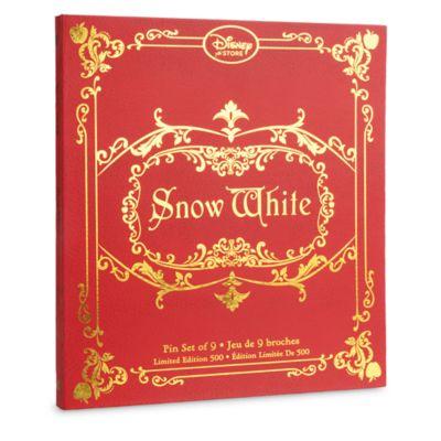 Schneewittchen - Anstecknadel-Set in limitierter Edition