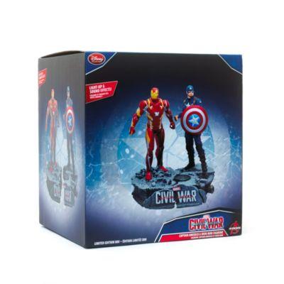 Personaggio Capitan America e Iron Man in edizione limitata