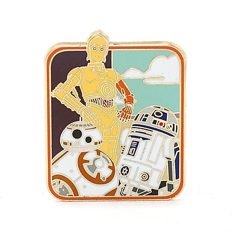 Pin's édition limitée Star Wars : Le Réveil de la Force