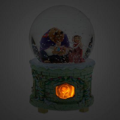 Art of Belle Light-Up Musical Snow Globe