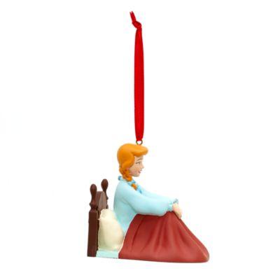 Decoración navideña de Cenicienta, colección Art of Disney Animation