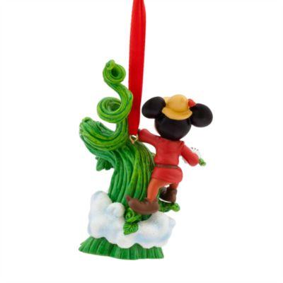 Objet décoratif Mickey et le haricot magique