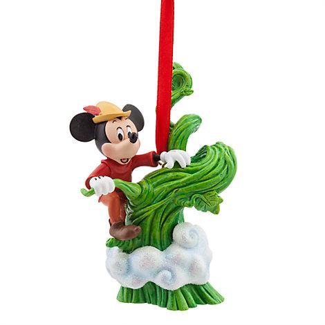 Mickey og Bønnestagen dekoration