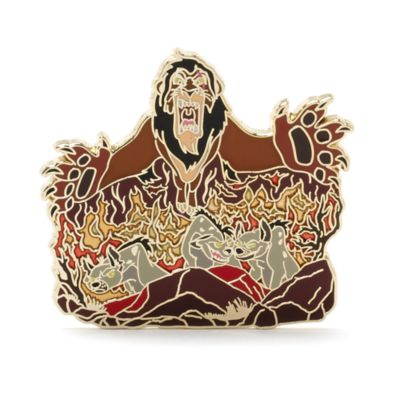 Scar Limited Edition Pin, The Lion King