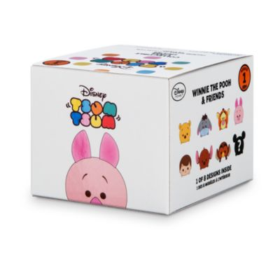 Winnie The Pooh And Friends Tsum Tsum Collectible Vinyl Figure