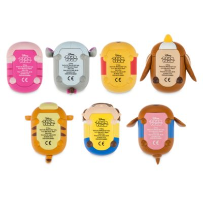 Personaggio in vinile da collezione Tsum Tsum, Winnie The Pooh e i suoi amici