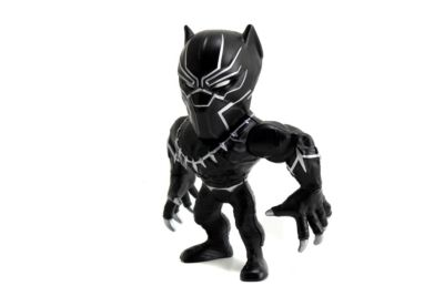 Muñeco a escala Pantera Negra Metals, Capitán América: Civil War (10 cm)