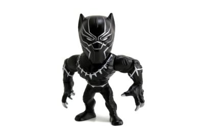 Black Panther Metals Die-Cast 4'' Figure, Captain America: Civil War