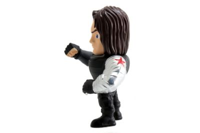 Winter Soldier Metals Die-Cast 4'' Figure, Captain America: Civil War