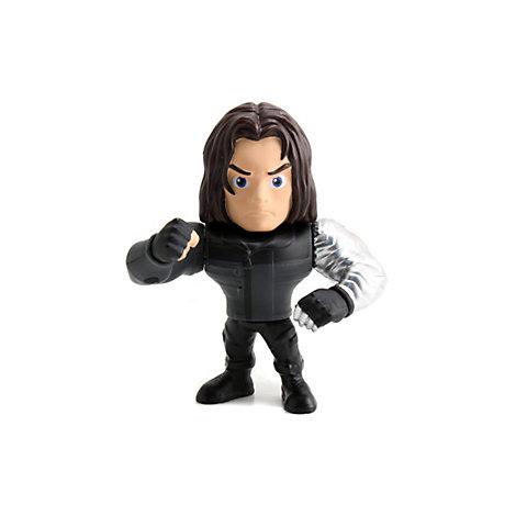 The First Avenger: Civil War - Winter Soldier Metals-Die Cast-Actionfigur (ca. 10 cm)