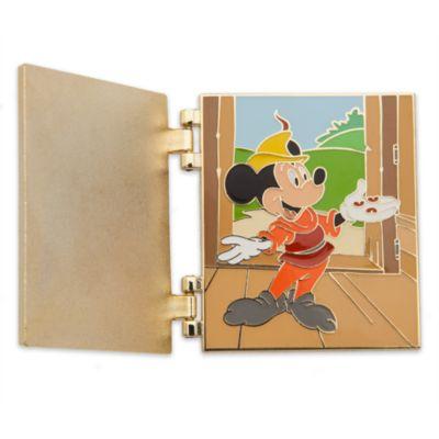 Mickey og Bønnestagen pin