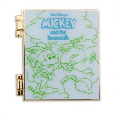 Micky und die Bohnenranke - Anstecknadel