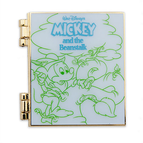 Mickey and the Beanstalk Pin