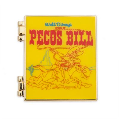 Pecos Bill Pin