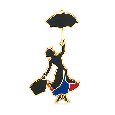 Mary Poppins pin, begrænset antal