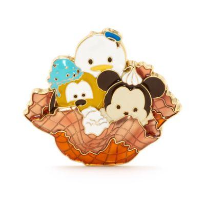 Disney Tsum Tsum - Eiscreme Charakter Anstecknadelset