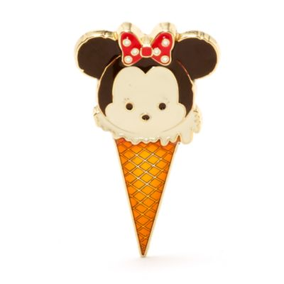 Tsum Tsum Ice Cream Character Pin Set