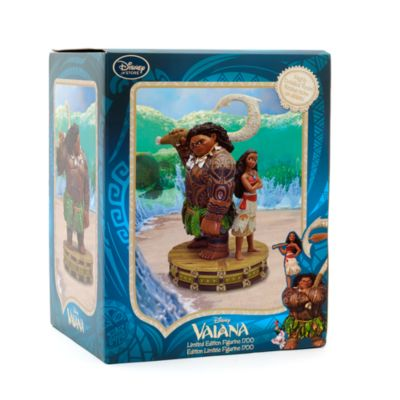 Figurine Vaiana en édition limitée