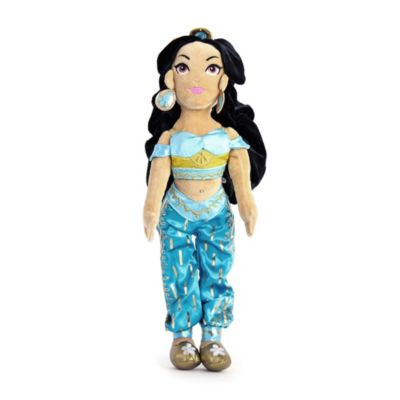 Princess Jasmine Soft Toy Doll, Aladdin The Musical
