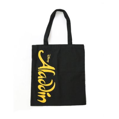 Aladdin The Musical Canvas Tote Bag