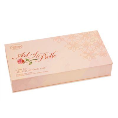 Set 3 pines edición limitada Art of Belle