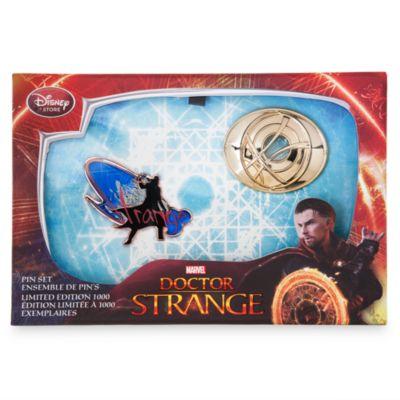 Doctor Strange-set med pins i begränsad upplaga