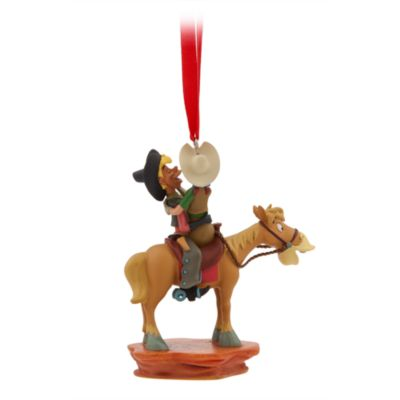 Pecos Bill Ornament