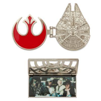 Ensemble de 6 pin's Han Solo de Star Wars, Édition Limitée