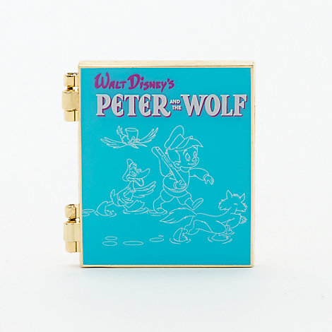 Peter and the Wolf Pin